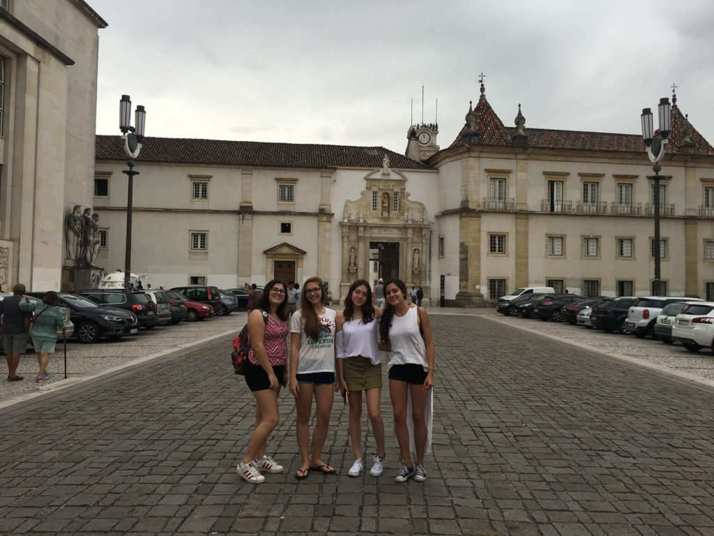Coimbra - Roteiro na Mão