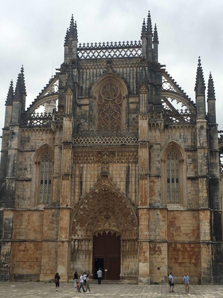 Mosteiro da Batalha - Roteiro na Mão