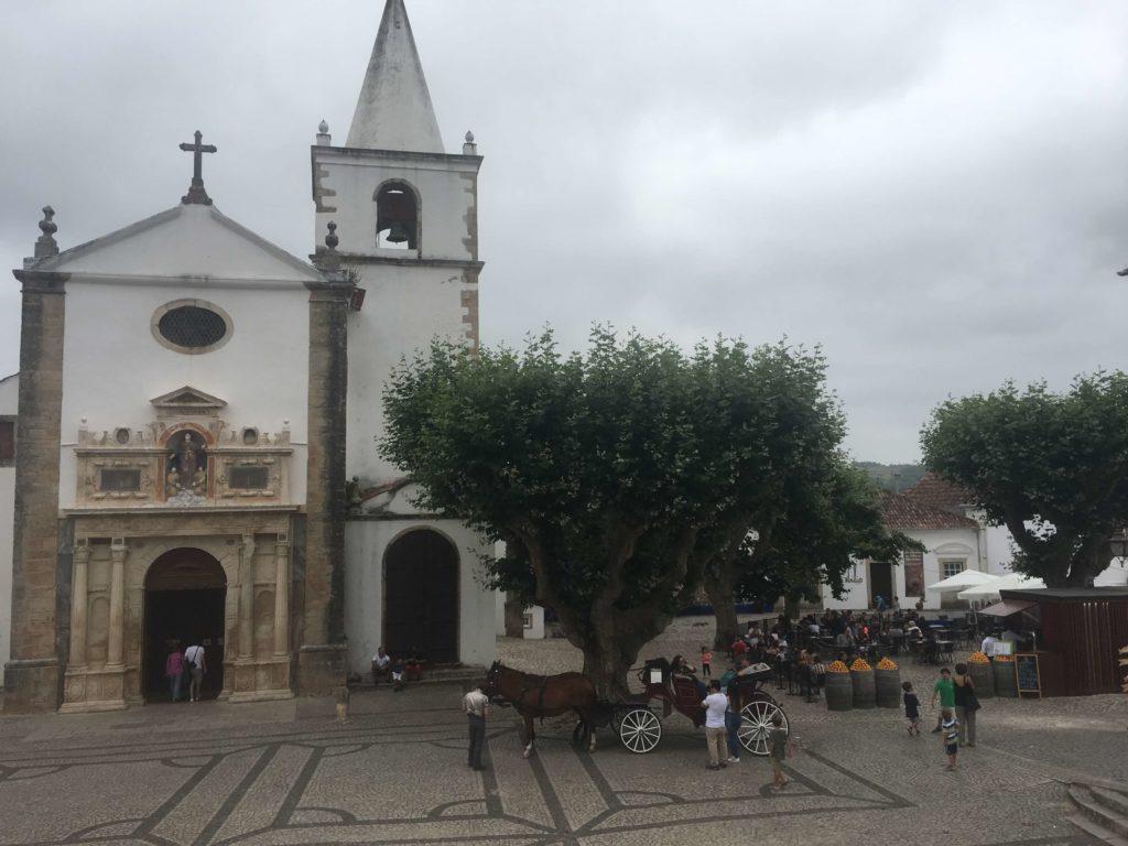Vila de Óbidos - Roteiro na Mão
