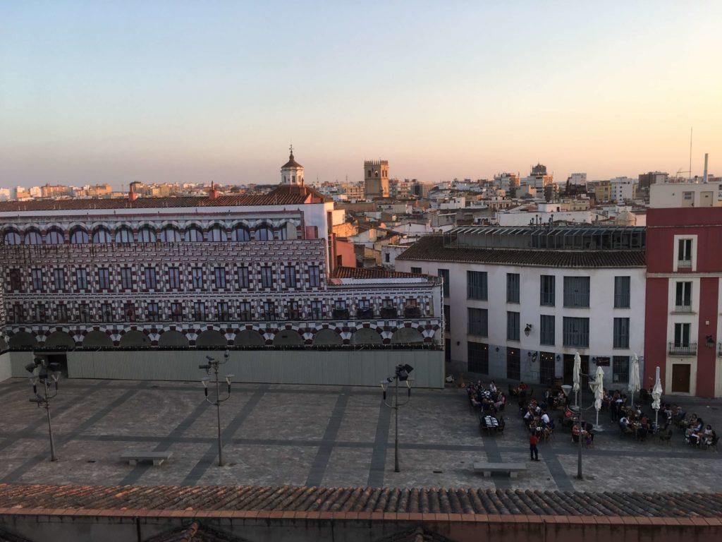 Plaza Alta - Badajoz - Roteiro na Mão