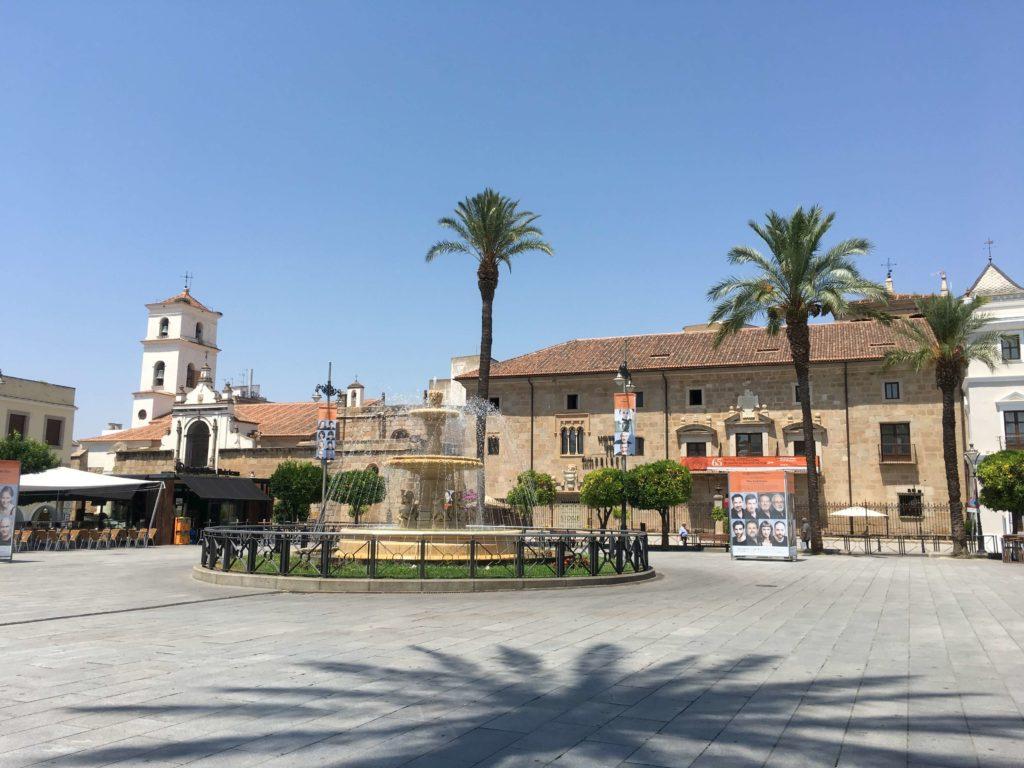 Plaza Mayor de Mérida - Roteiro na Mão