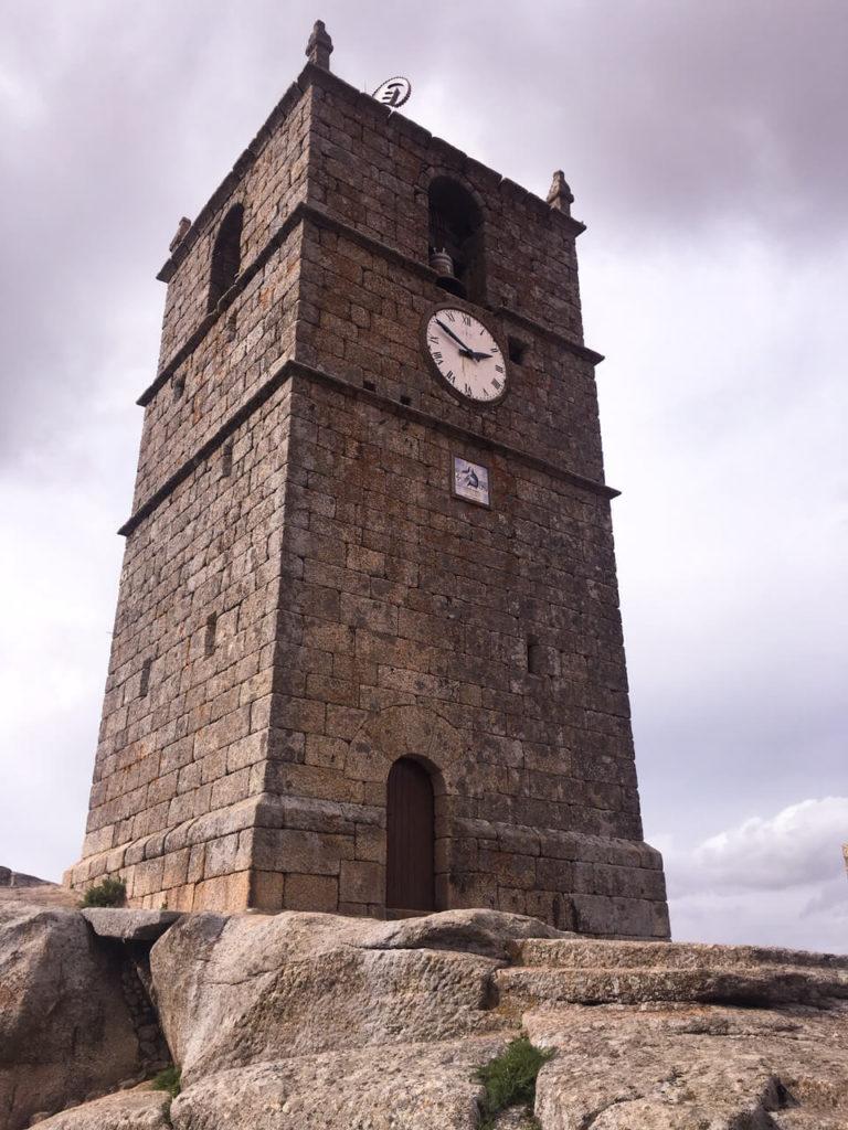 Torre de Lucano - Roteiro na Mão
