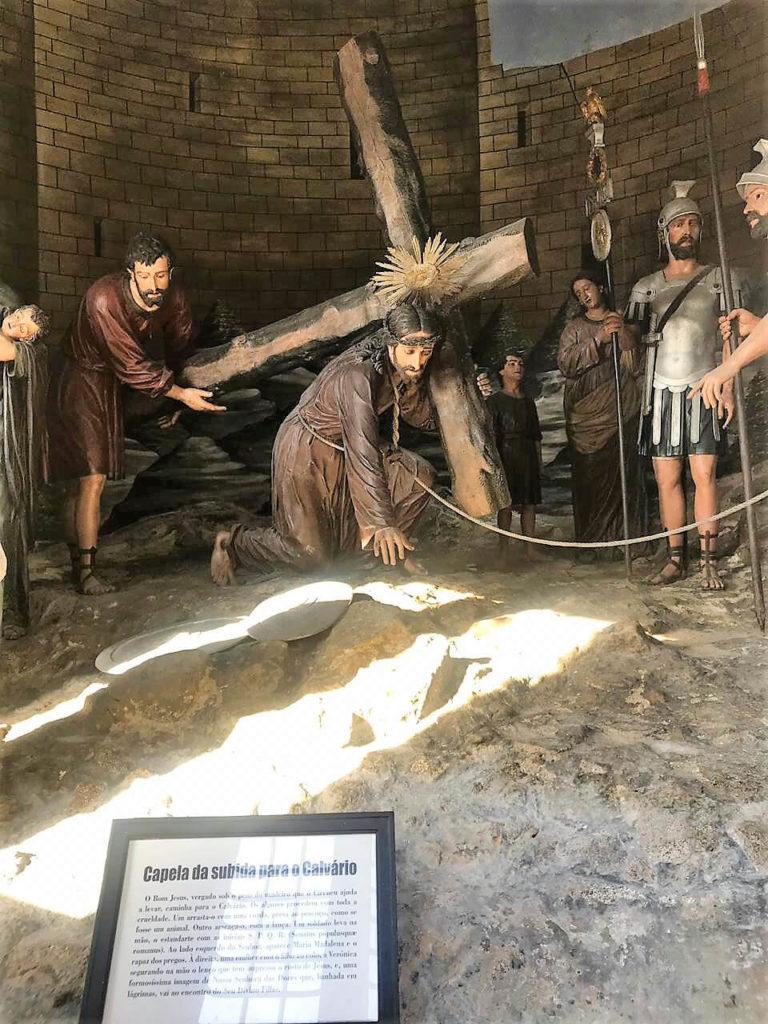 Bom Jesus de Braga - Roteiro na Mão