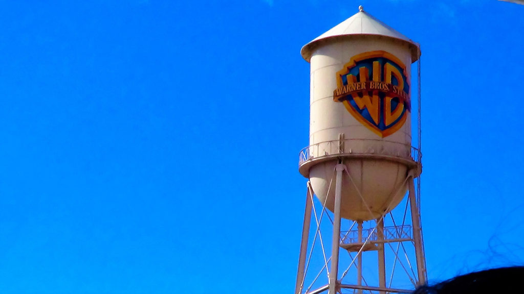 Warner Bros. Studios - Roteiro na Mão