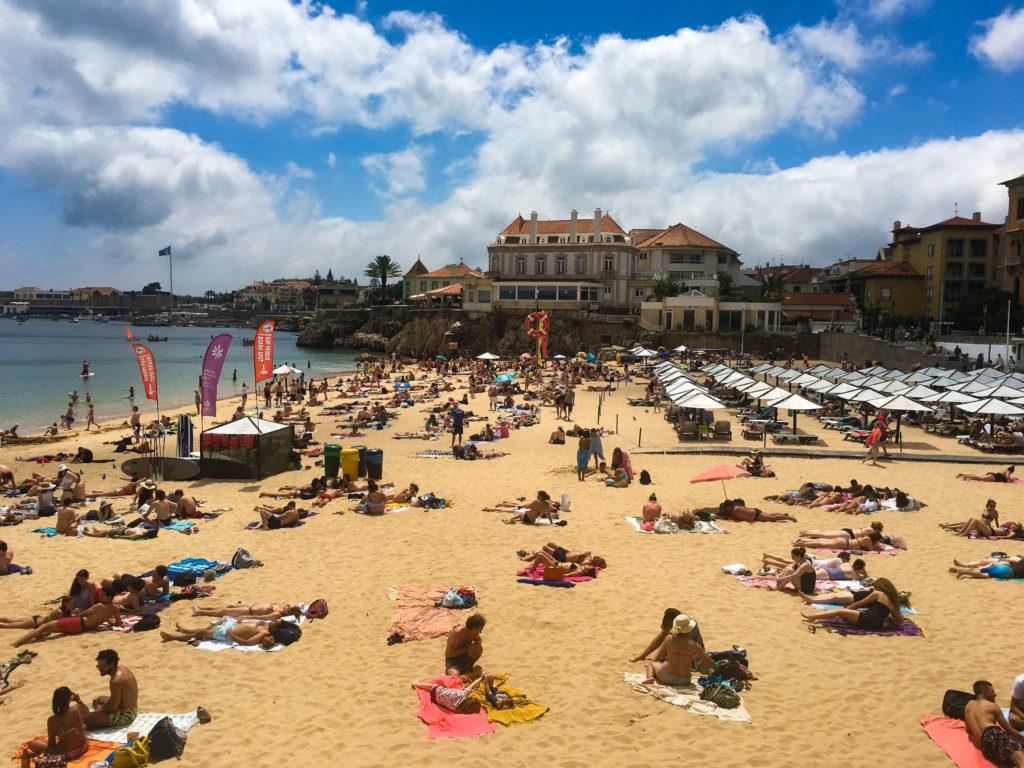 Praia da Conceição - Roteiro na Mão