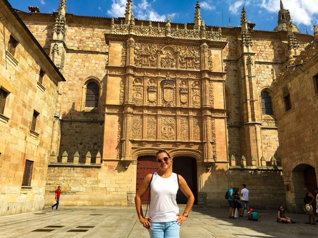 Universidade de Salamanca - Roteiro na Mão