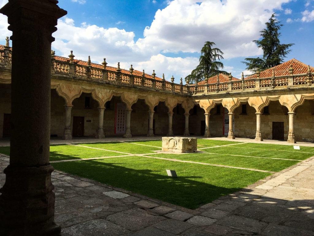 Salamanca - Roteiro na Mão