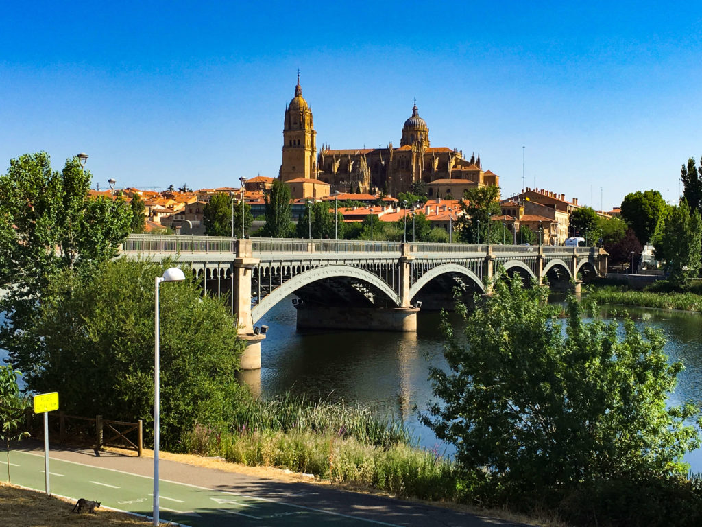 Ponte San Estevan - Roteiro na Mão