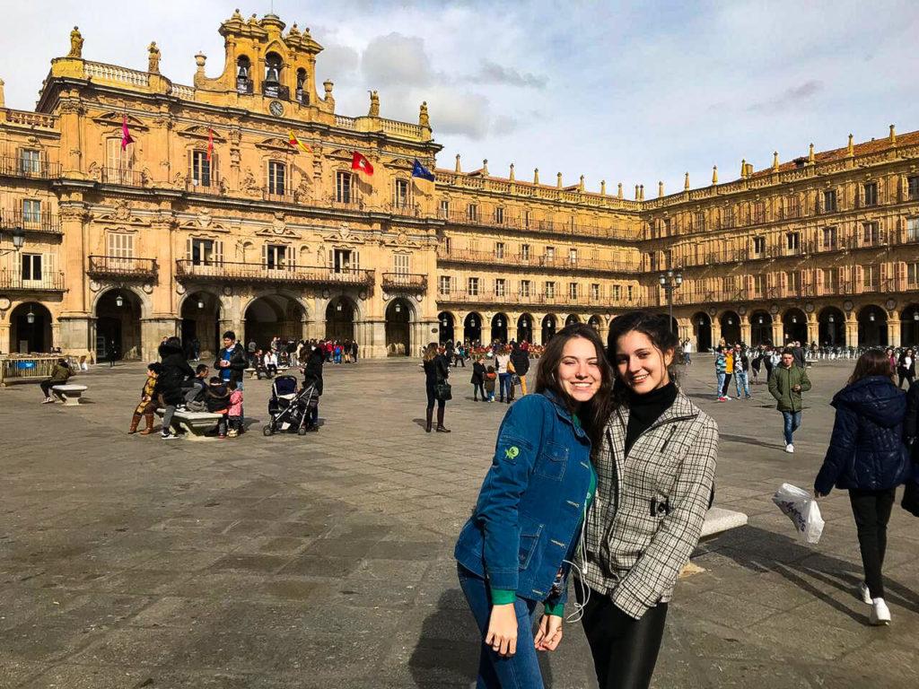 Plaza Mayor - Roteiro na Mão