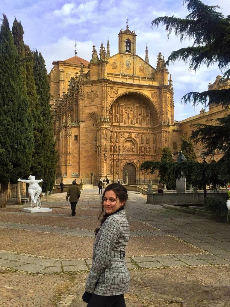 Igreja de San Esteban - Roteiro  na Mão