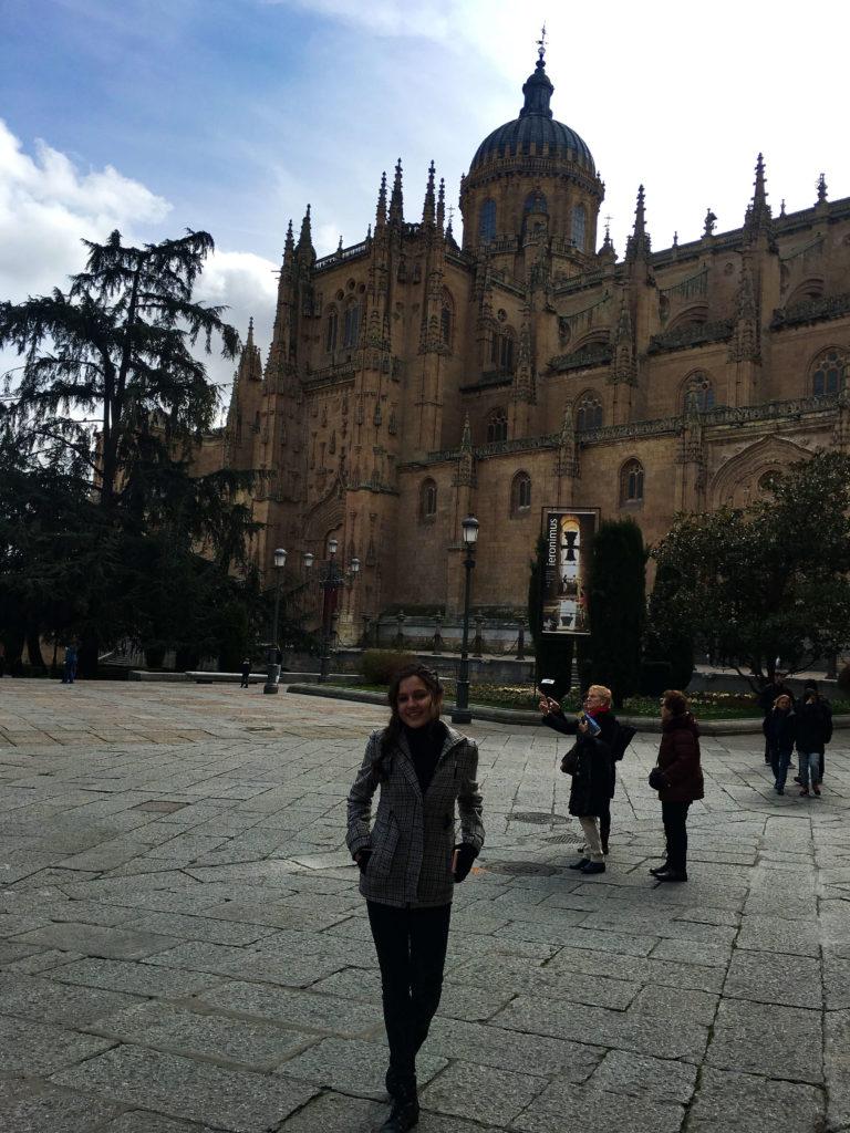 Catedral Nova de Salamanca - Roteiro na Mão