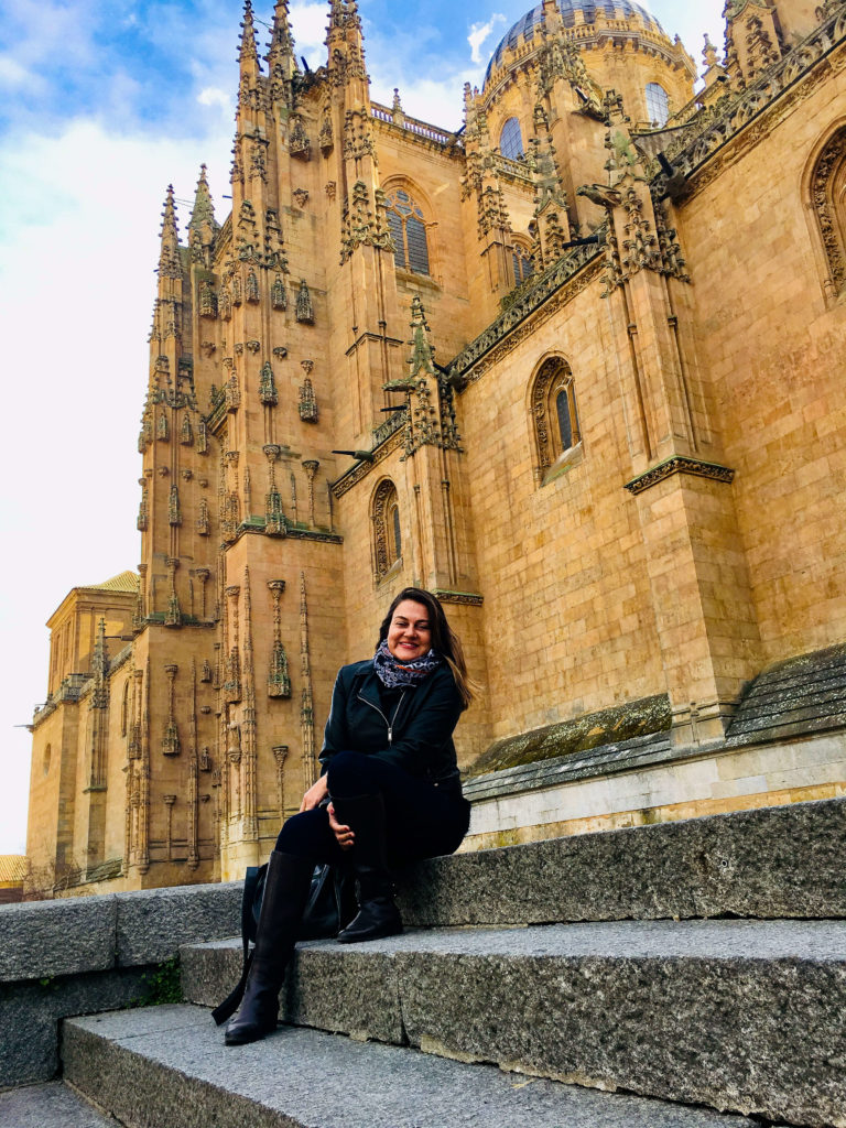 Catedral Salamanca - Roteiro na Mão