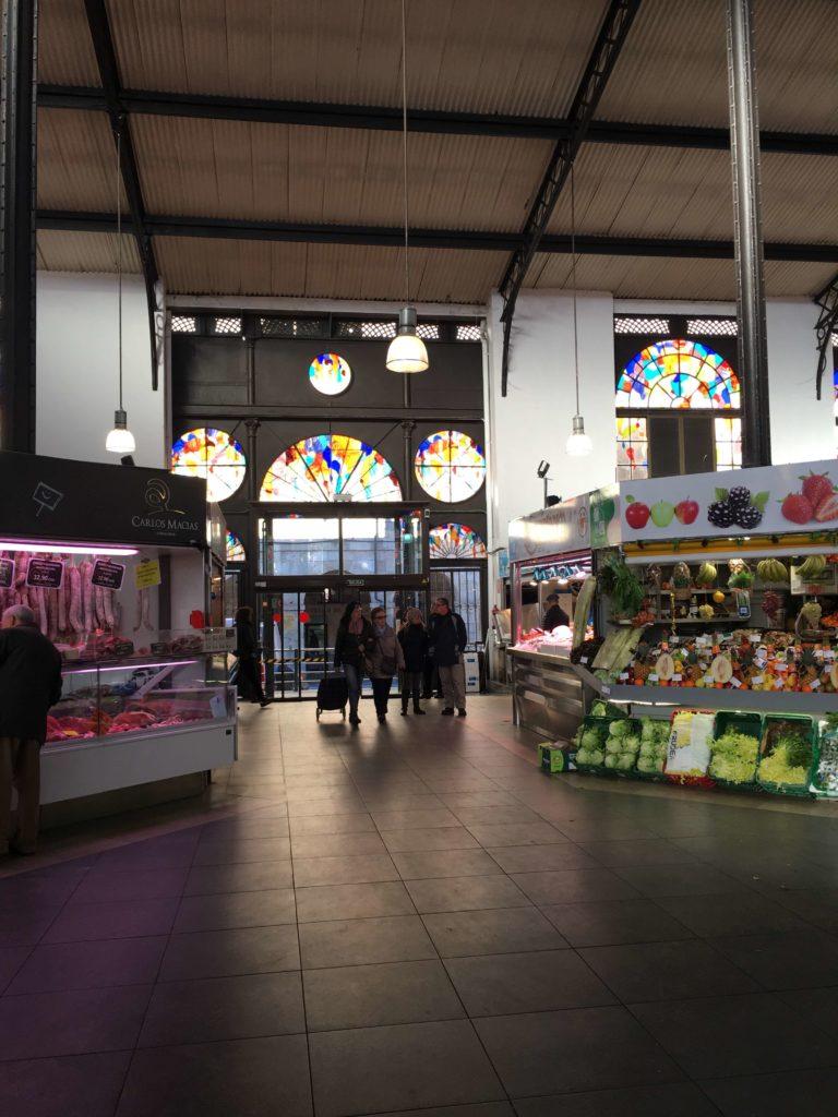 Mercado Central de Salamanca - Roteiro na Mão