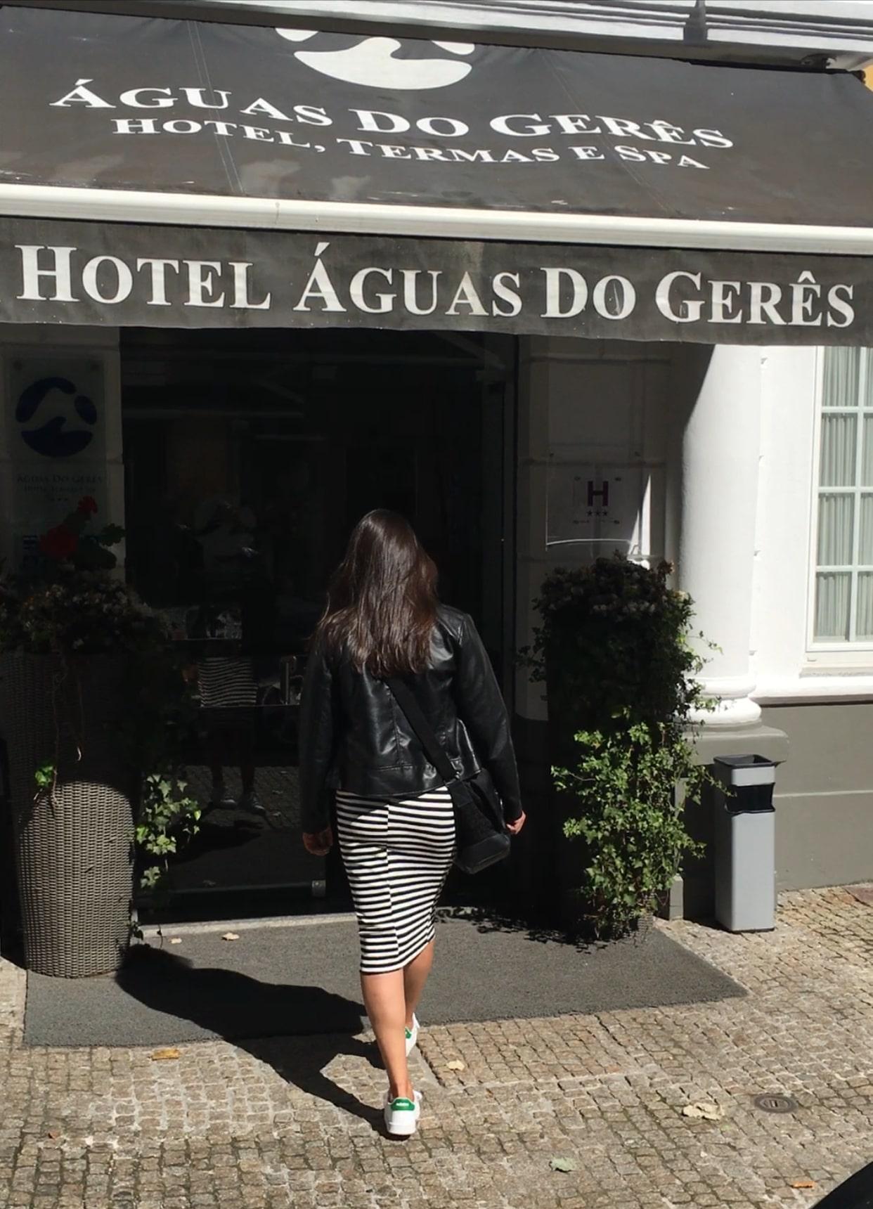 Hotel Águas do Gerês